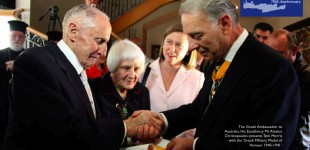 """Greece honours our Anzac Veterans"" – Opa!"