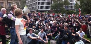 """Occupy Melbourne Protest"" – Video"