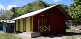 Walk Through the Reeves Honiara Library Project